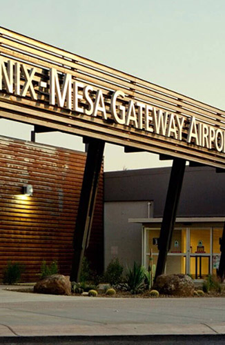 Phoenix-Mesa Gateway Airport Master Developer Selection